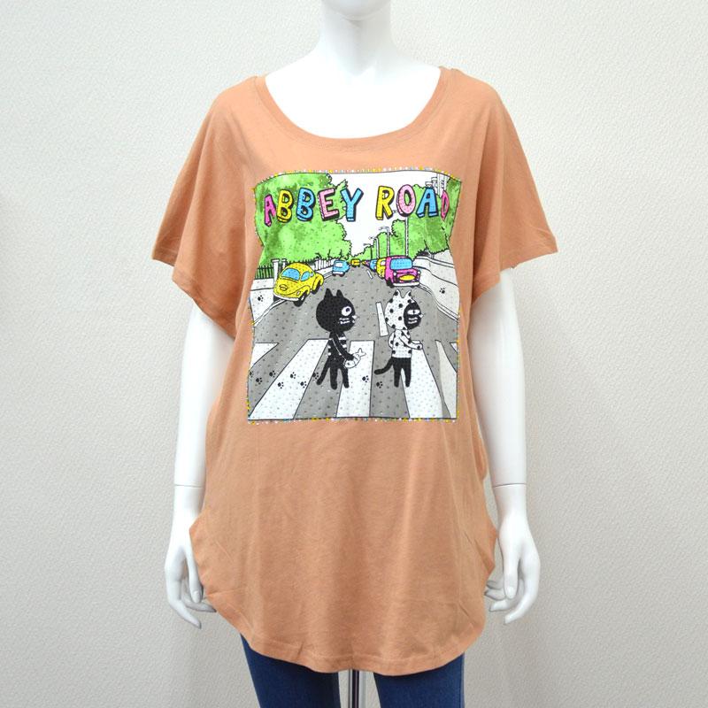 キャッツフレンズロードTシャツ