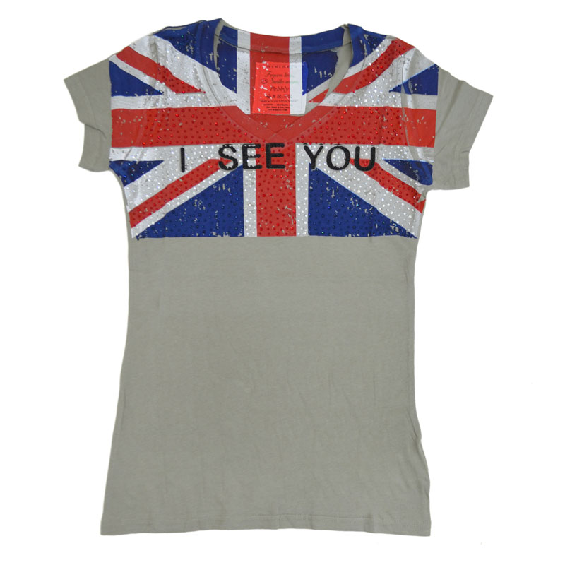【SALE】【1000円OFF】I see you Tシャツ
