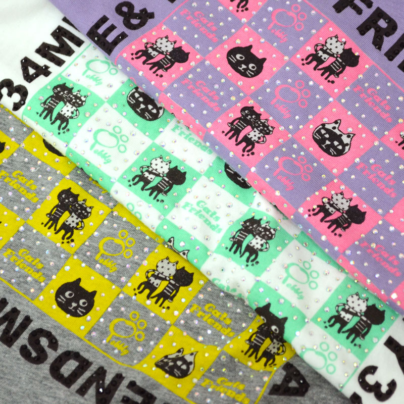 キャツフレンズイチマツロングTシャツ