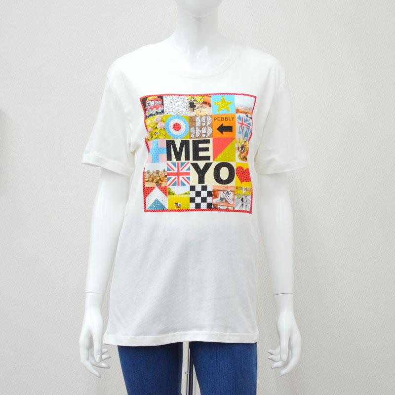 MEYOピースTシャツ