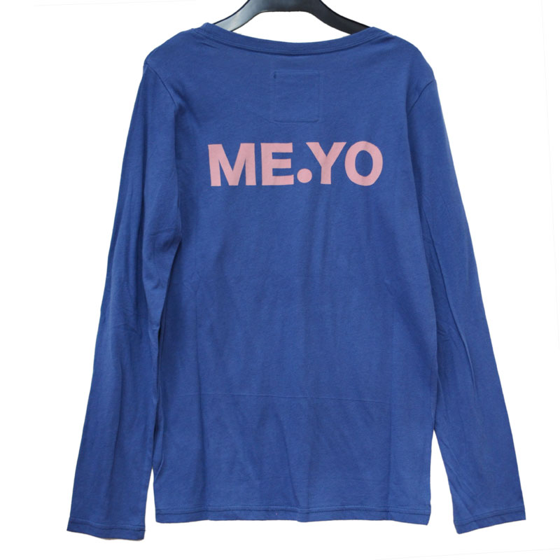 【SALE】【1000円OFF】Me&YoWho is it?ロングTシャツ
