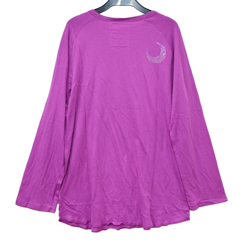 【SALE】【1000円OFF】5&スターロングTシャツ