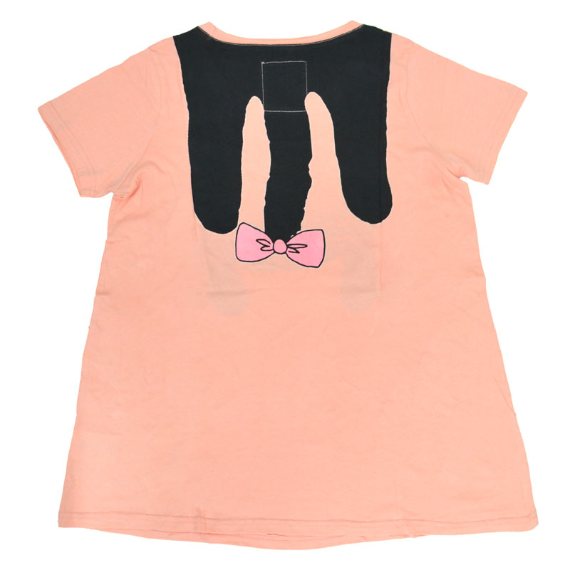 MeリボンTシャツ
