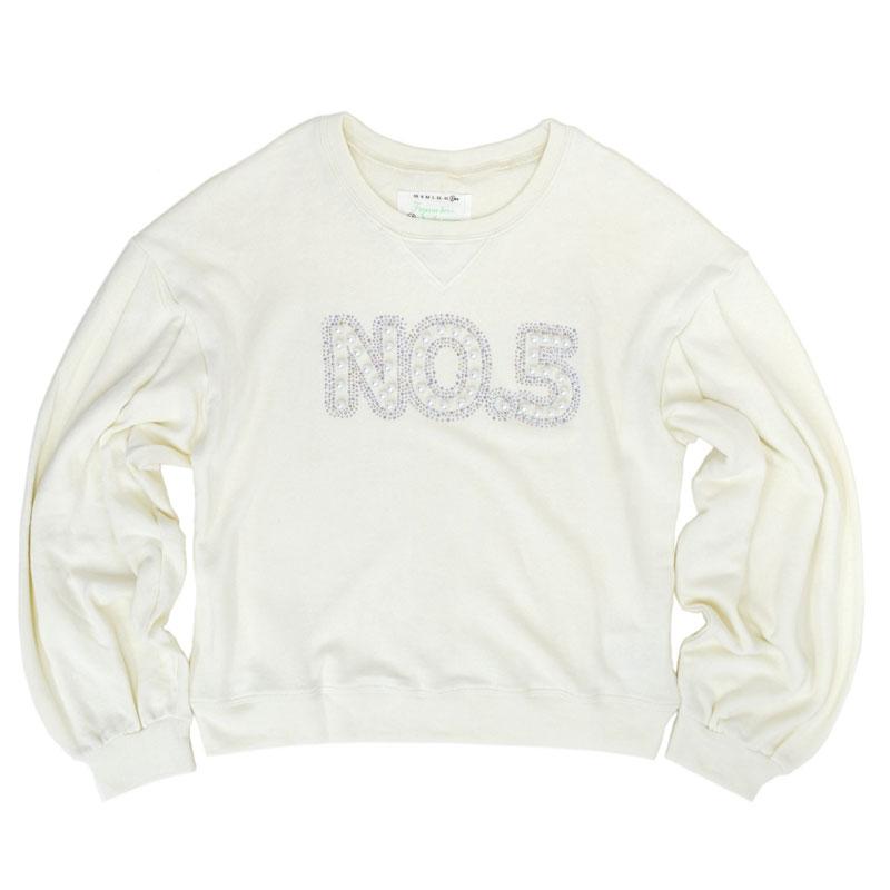 【SALE】【30%OFF】No.5スウェット