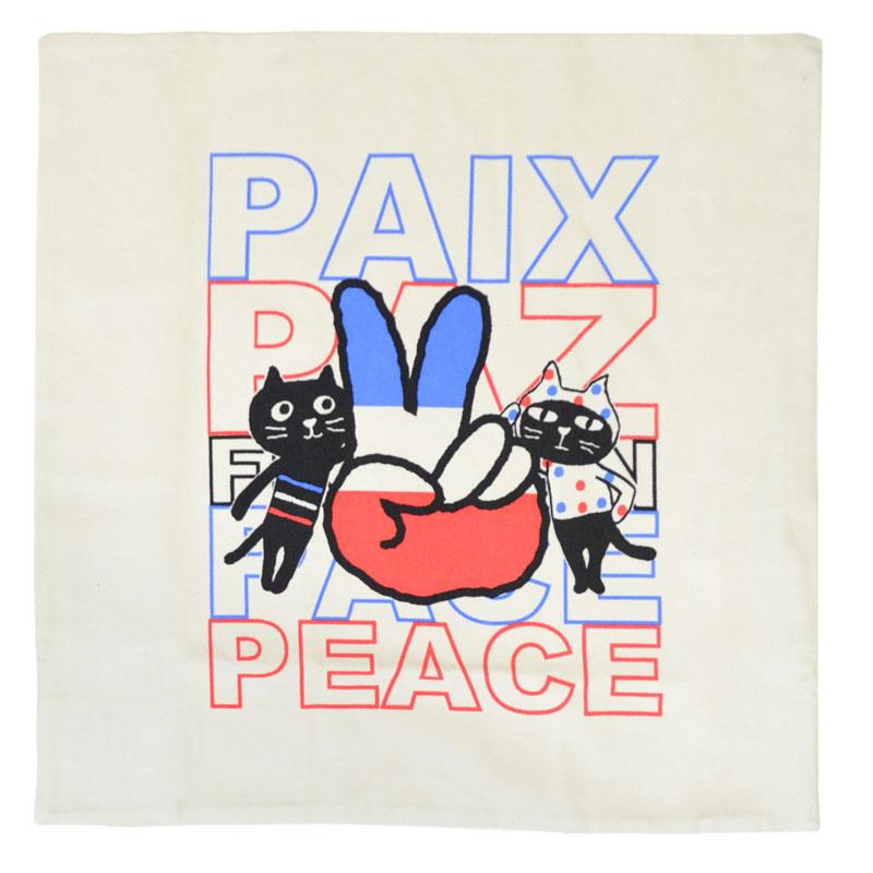 Me&Yo PEACE クッションカバー