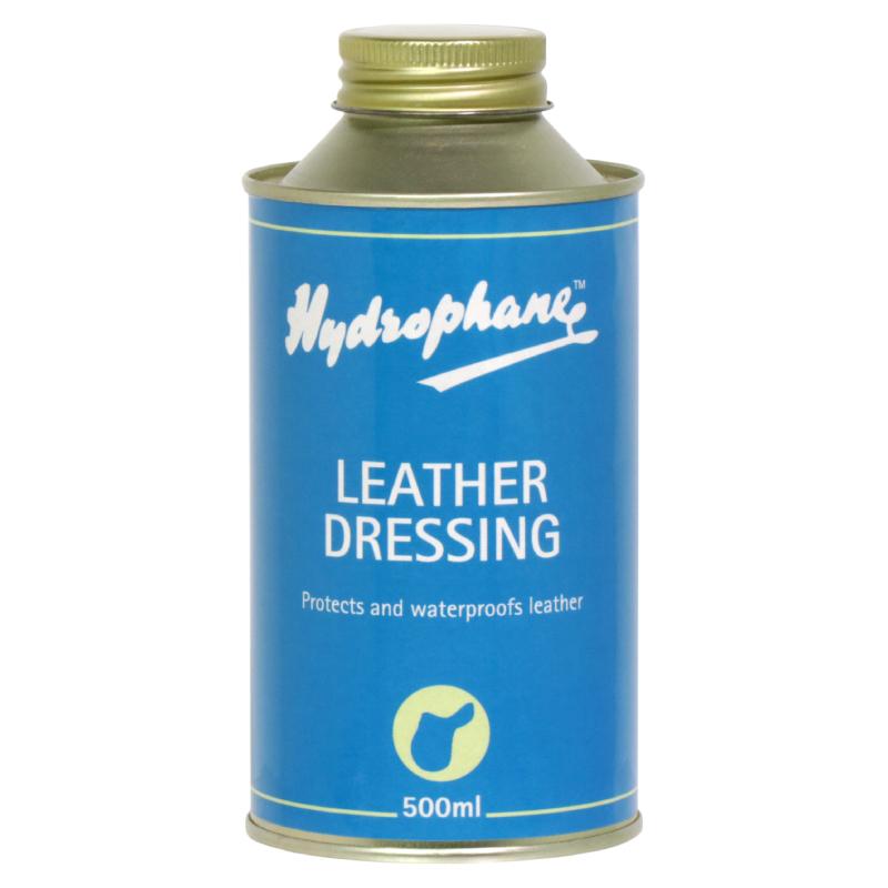 Hydrophane(ハイドロフェーン) レザードレッシング 500ml