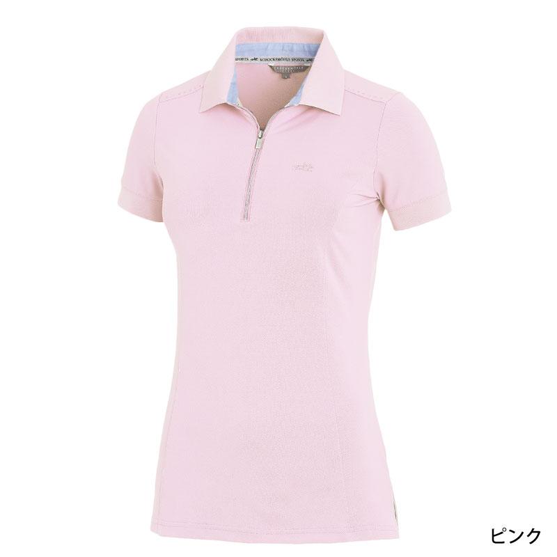 SCHOCKEMoHLE(ショッケミューレ) フィオナ ポロシャツ レディース