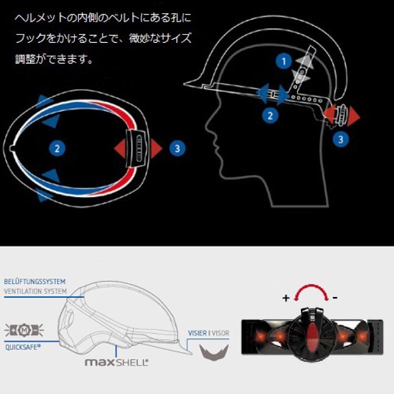 【アウトレット対象商品】KED アレグラ カーボンメタル