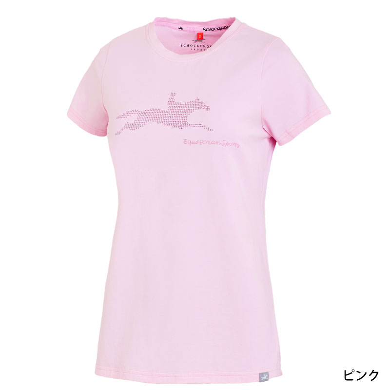 SCHOCKEMoHLE(ショッケミューレ) ライラ Tシャツ レディース