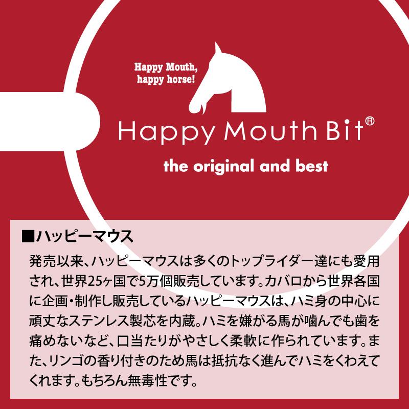 Happy Mouth Bit(ハッピーマウス) 小勒銜