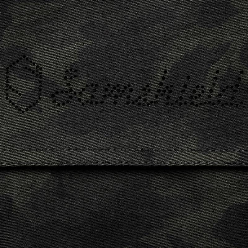 Samshield(サムシールド) プリント ボンバージャケット