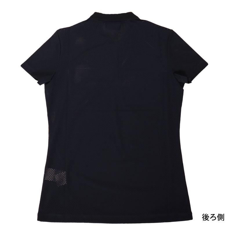 CAVALLERIA TOSCANA(カヴァレリア トスカーナ)POD241 ポロシャツ レディース