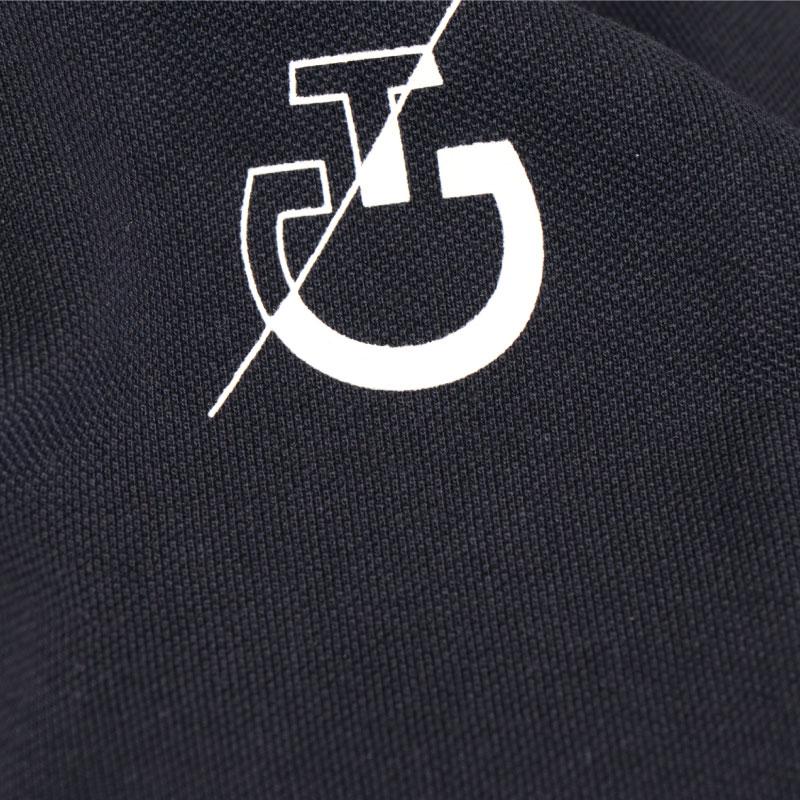 CAVALLERIA TOSCANA(カヴァレリア トスカーナ)POD231 ポロシャツ レディース