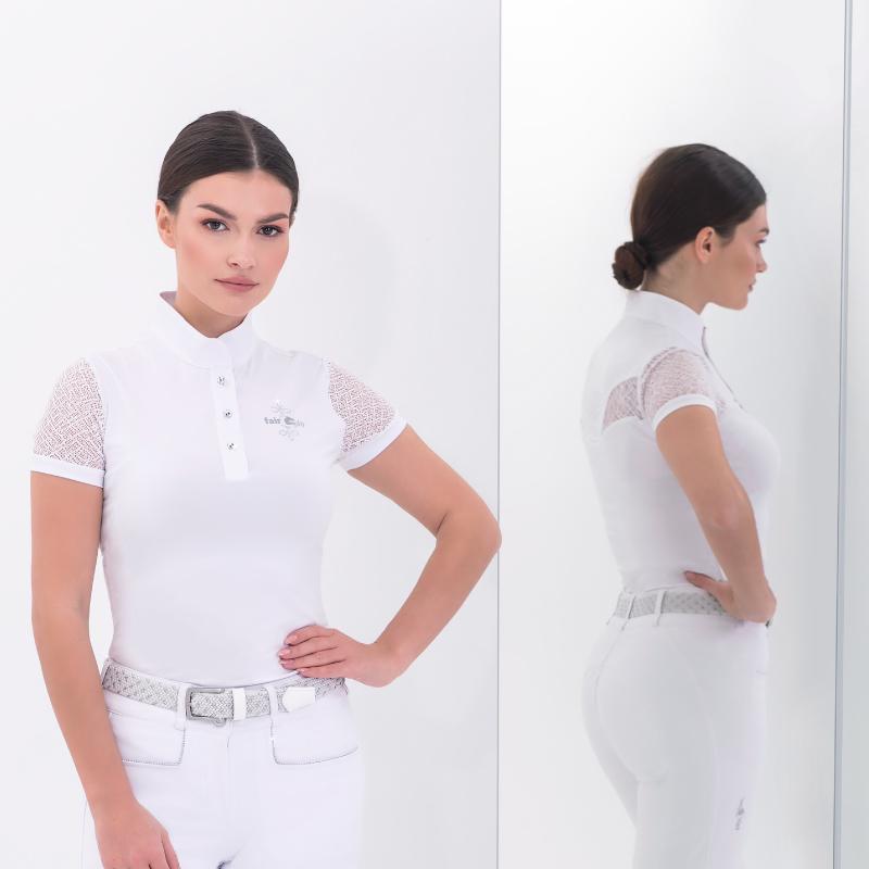 FairPlay(フェアプレイ) セシル ショーシャツ レディース