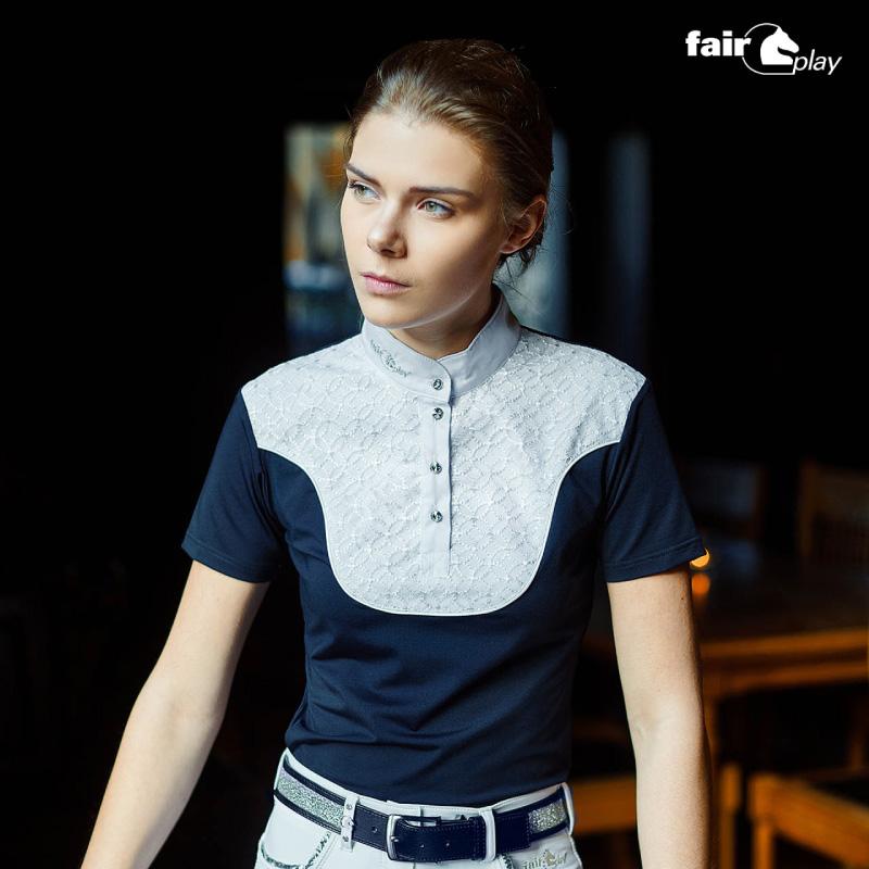 FairPlay ニコル ショーシャツ レディース