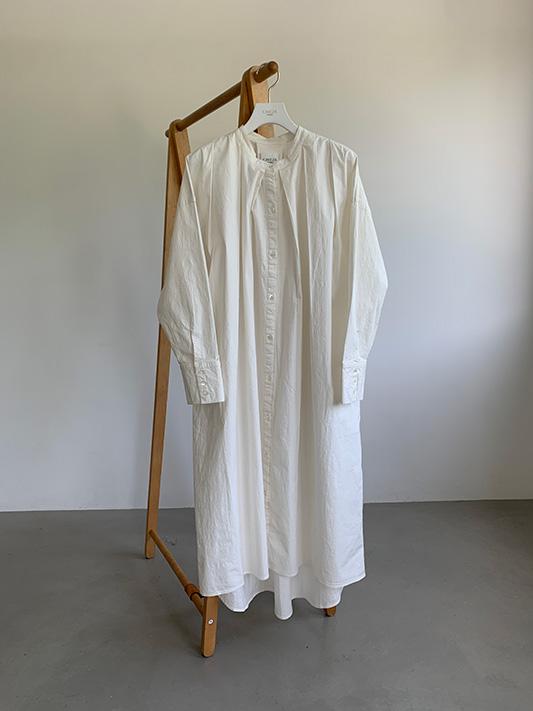 バックロングタックシャツワンピース/CAVEZA ROSSO/カベサロッソ