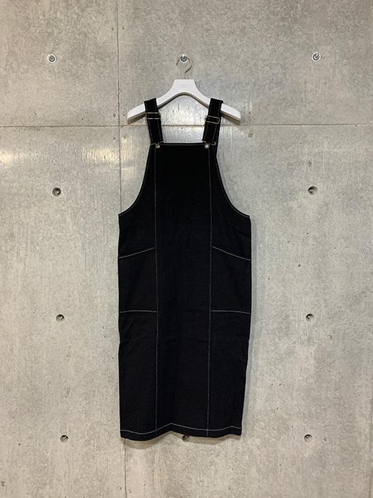 ツイルIラインサロペットスカート/CAVEZA ROSSO/カベサロッソ