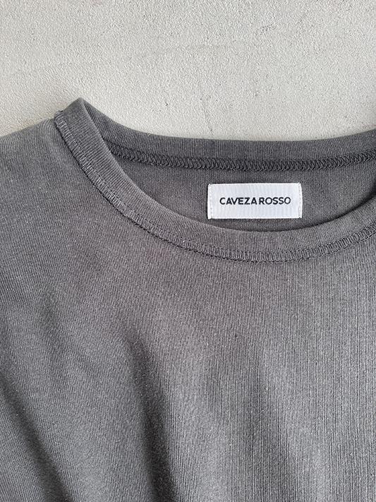 パワーショルダーカットソートップス/CAVEZA ROSSO/カベサロッソ
