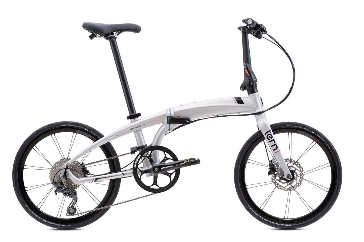 TernVERGE P10 2021年モデル