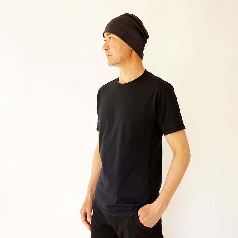 ST-EA07 / バックメッシュTシャツ
