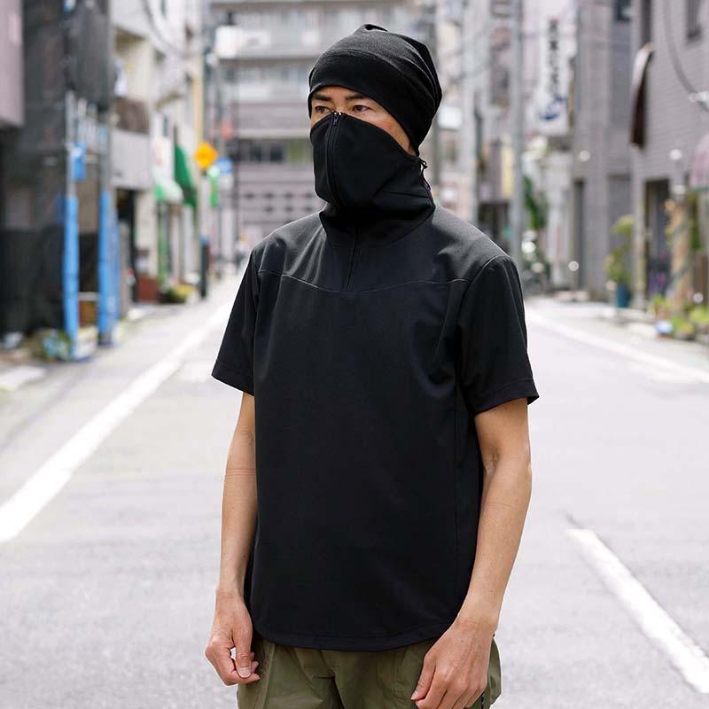 ST-VA08b / マスクカラーTシャツ