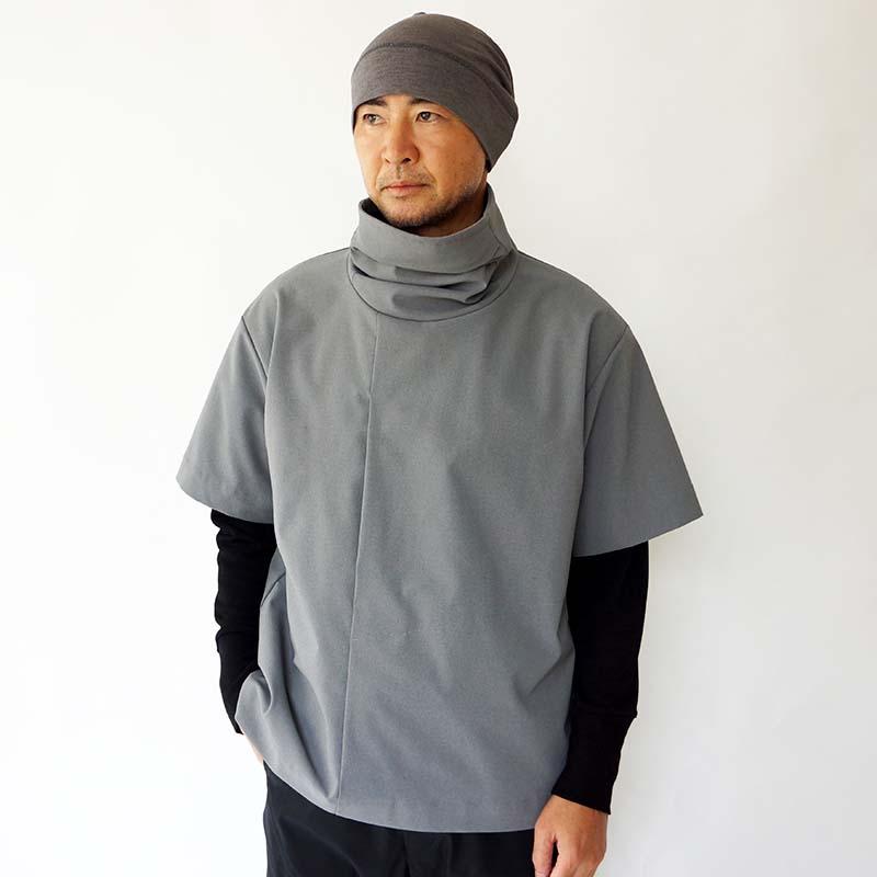 SS-VB01f /フィルタートップオーバーシャツ