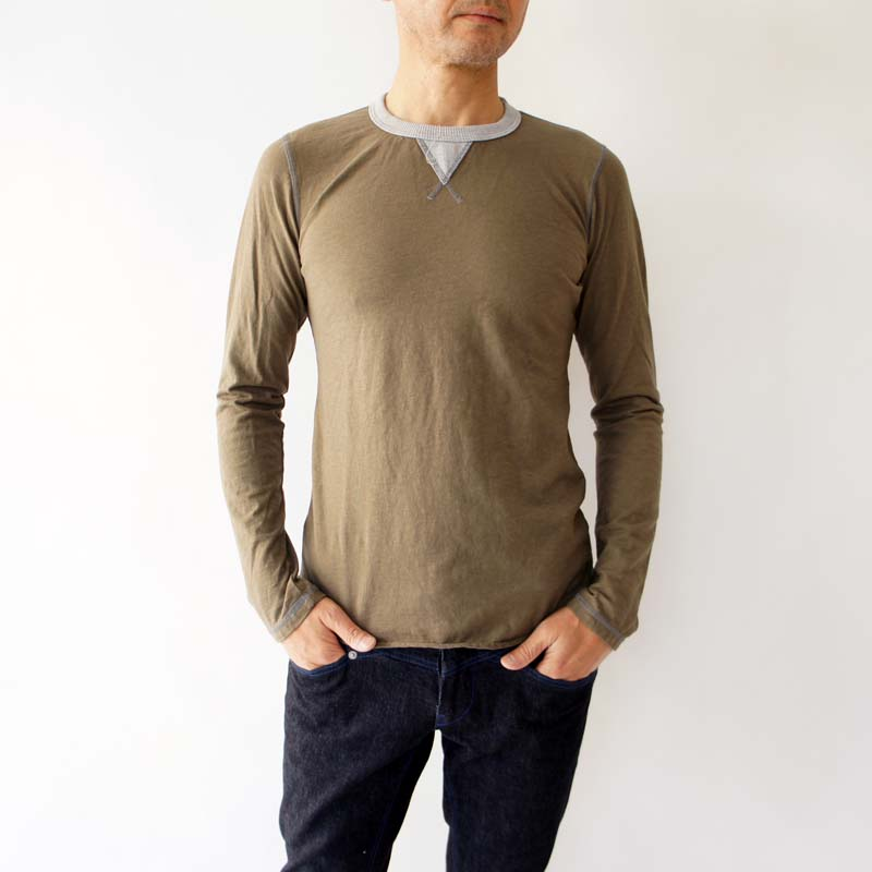 LT-SA08 / バインダーロングTシャツ