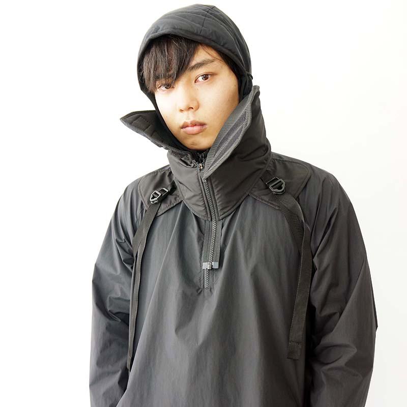 JK-EB12 / フード付エプロンコート