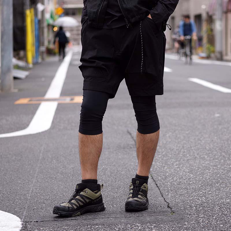 SP-OA01 / 七分丈スパッツ