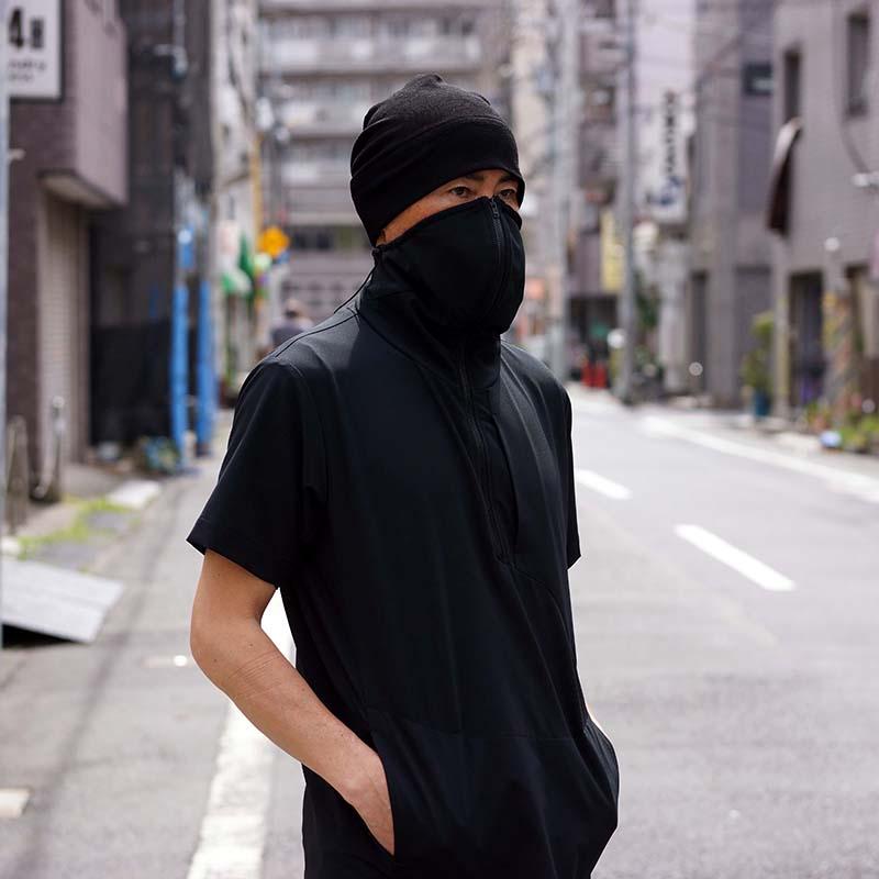 SS-VA03 / マスクカラーシャツ