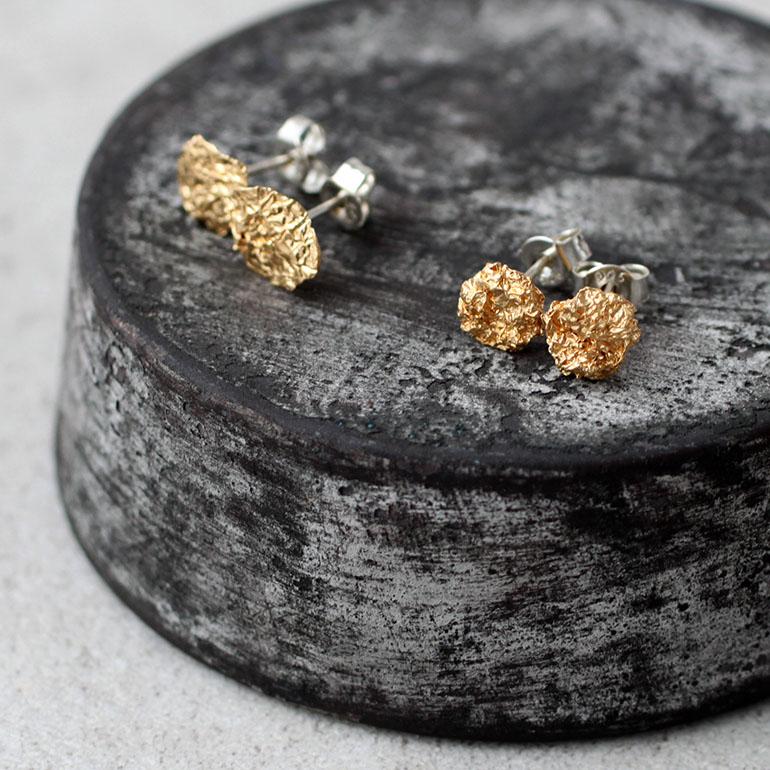 Laboratorium ラボラトリウム crumpled metal posts【全2種】