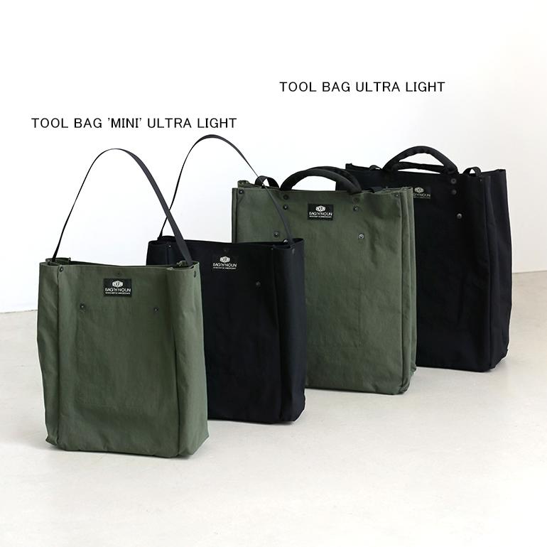 BAGnNOUN バッグンナウン|TOOL BAG ULTRA LIGHT【全2色】