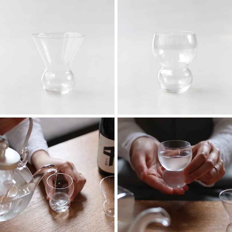 木本硝子キモトガラス|Rondes ペアグラス