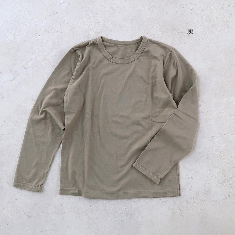 MAROBAYA マロバヤ|Tシャツ長袖【全3色】