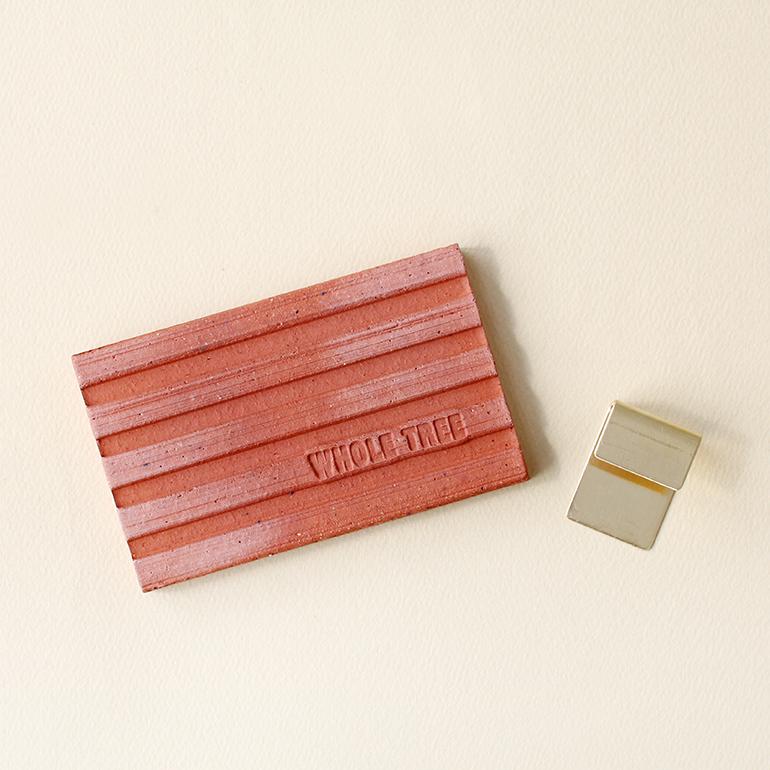 Landscape Products ランドスケーププロダクツ|WHOLE TREE PALO SANTO PLATE(香皿)