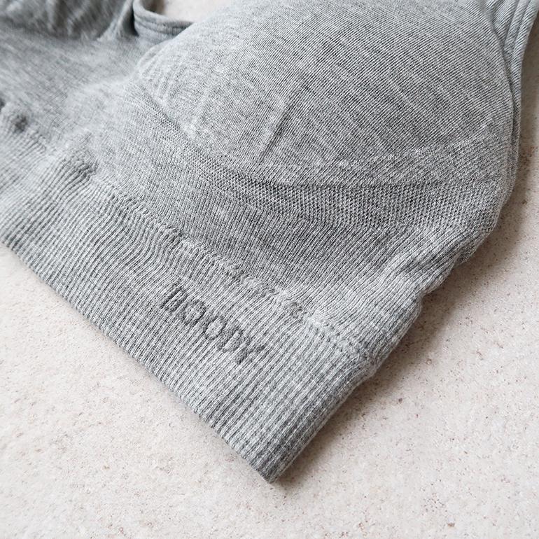 Boody ブーディー|レディース シェイパーパッドブラ【全3色】