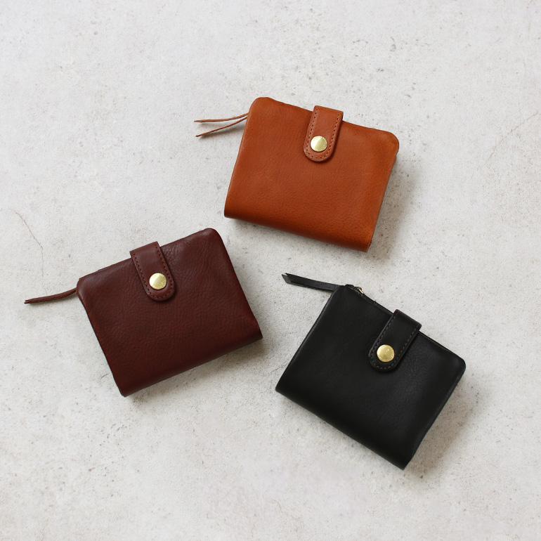 CINQ  サンク 2つ折り財布【全3色】