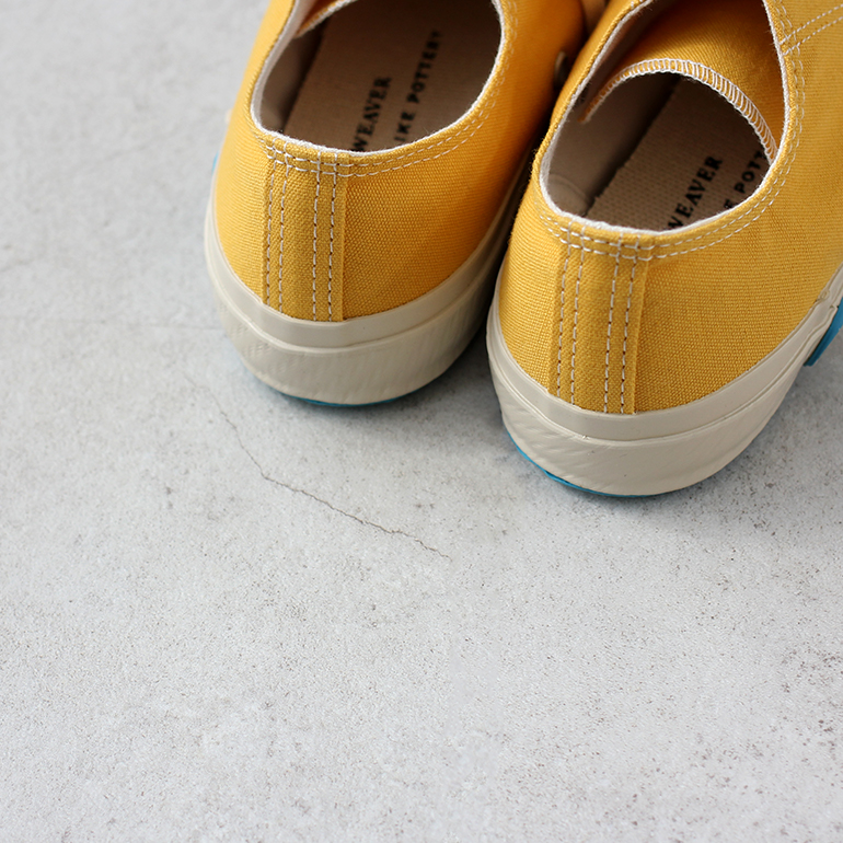 SHOES LIKE POTTERY シューズライクポタリー|GW SHOES LIKE POTTERY(NATURAL DYE)
