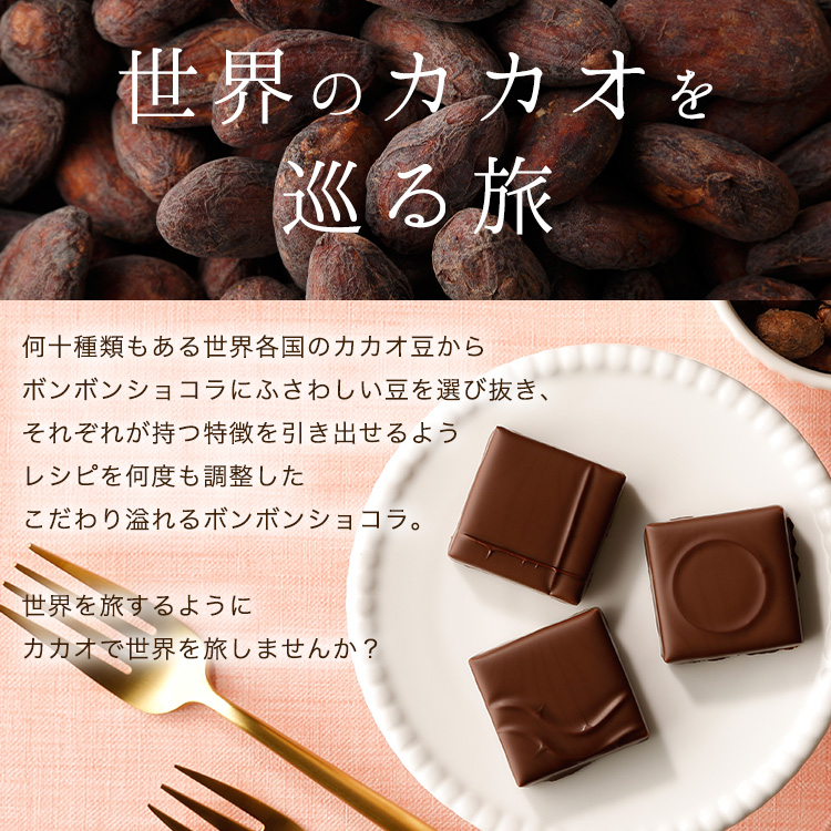The Roastery Single Cacao3個入[2/2〜3/21着迄]