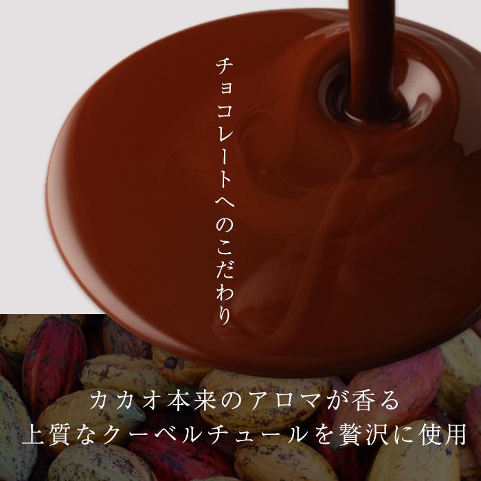 フリュイショコラ ポム[3/2〜3/21着迄]