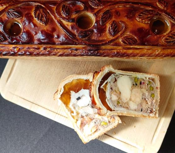 お試しA セット :パテ・アンクルート&和牛ほほ肉のマディラワイン煮込み