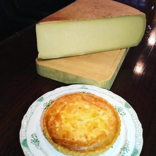 自社輸入コンテチーズのケーキ(ホールケーキ) ※受注生産品