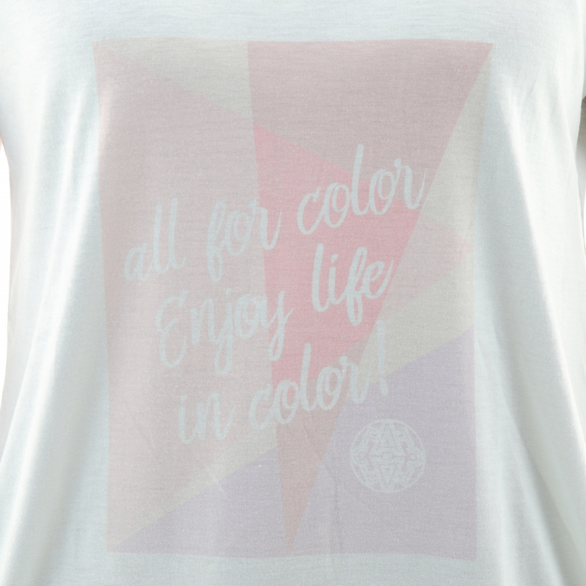 ALL FOR COLOR ビックTシャツ