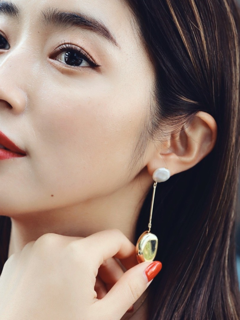 【SOLD OUT】LUNA Piercing