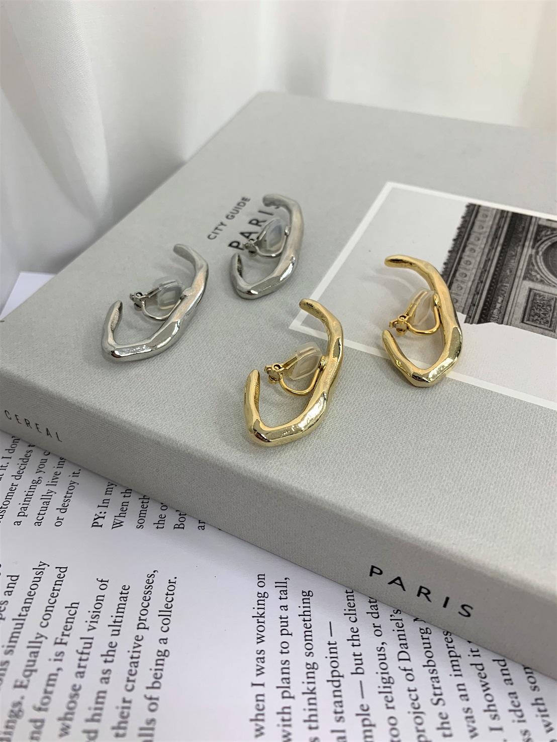 EMMA Earrings SILVER
