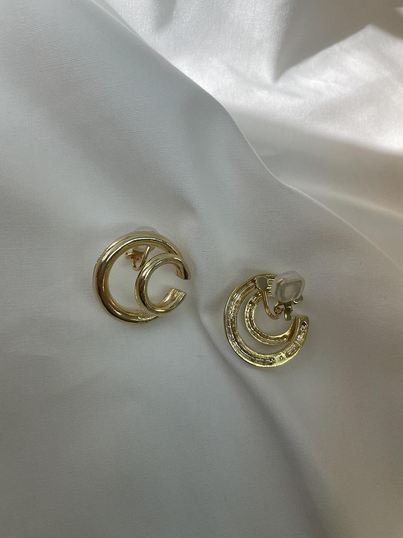 """""""C""""Piercing/Earring"""