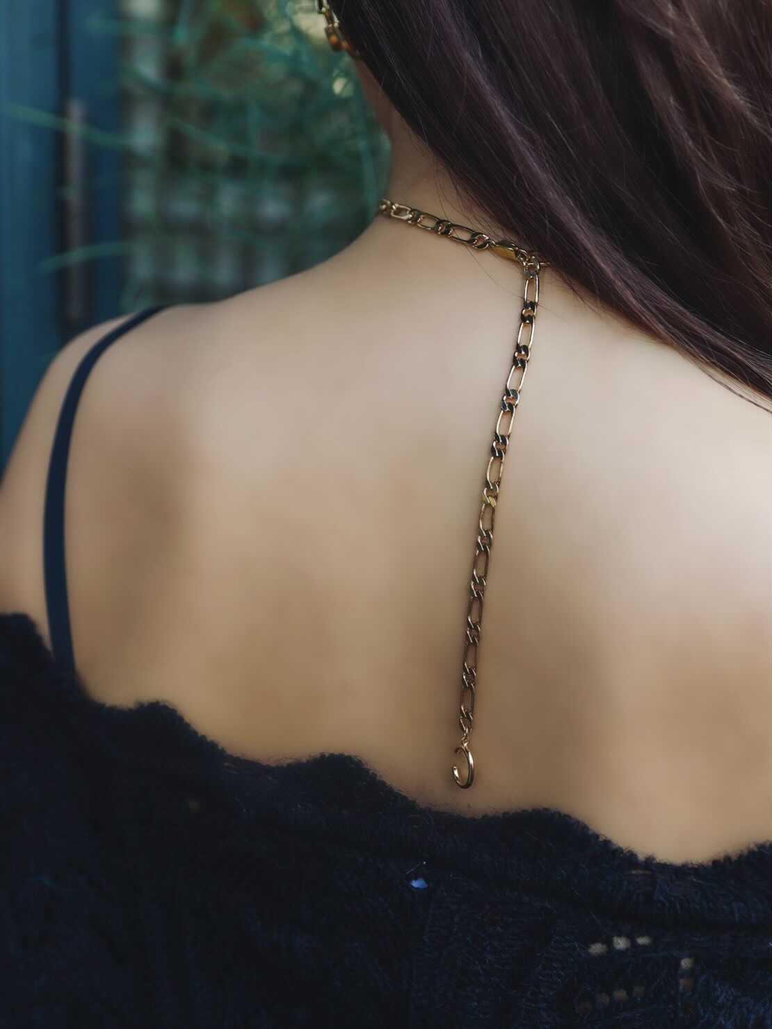 """""""C""""Necklace"""