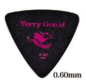 TERRY GOULD トライアングル ブラック 0.60mm~1.00mm 20枚入り