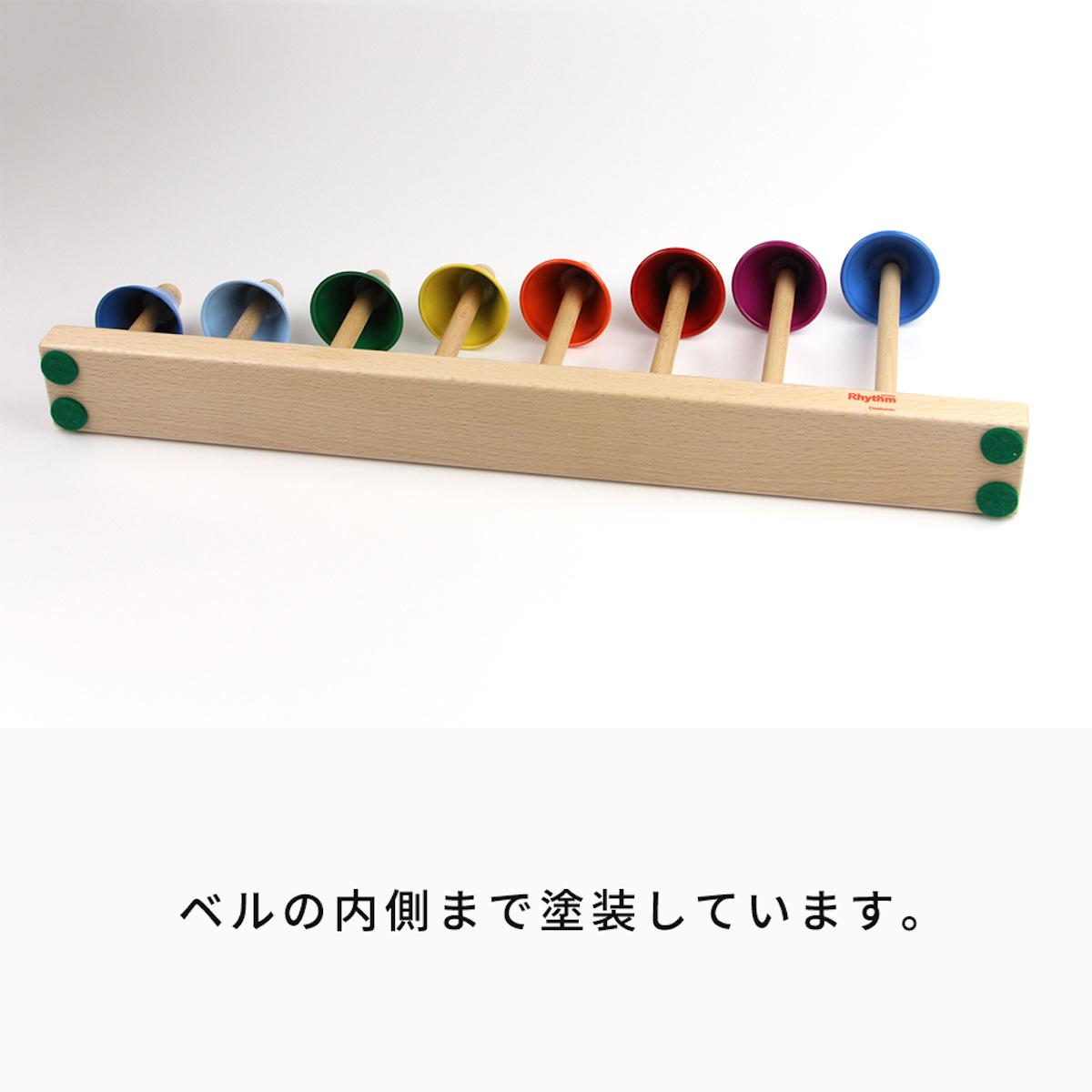 リズムポコエイトステップベル ※えいごリズムで使用!