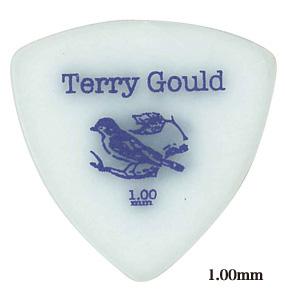 TERRY GOULD サンドグリップ トライアングル ホワイト 0.60mm~1.00mm 20枚入り